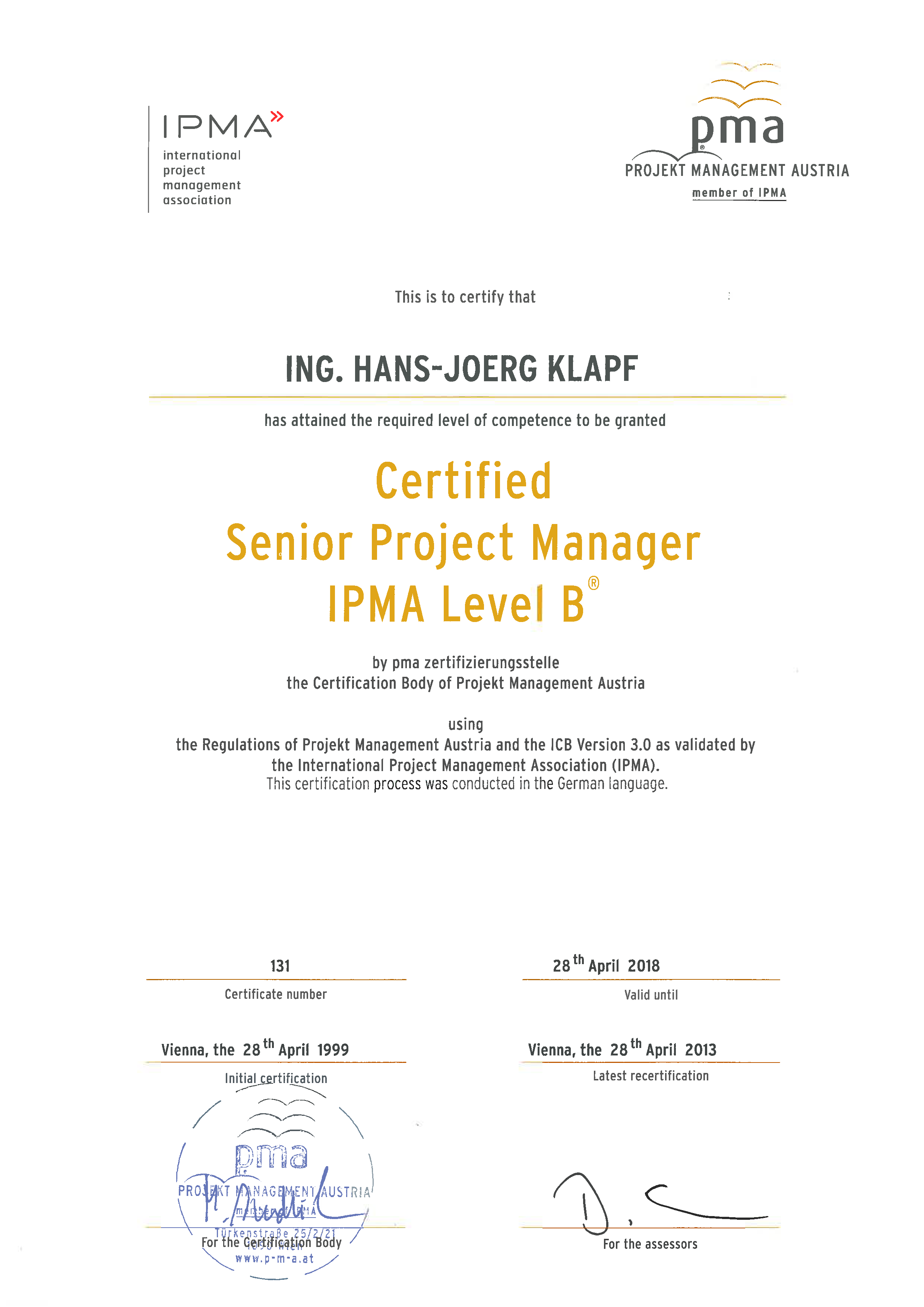 International Project Management Association Essay Term Paper